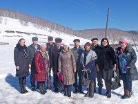 В СП Караярский сельсовет в рамках дней администрации МР прошел сход граждан