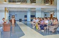 16 августа глава администрации МР И.Гарифуллин провел встречу с активом СП Караидельский сельсовет
