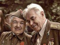 С каждым годом ветеранов Великой Отечественной войны становится все меньше…