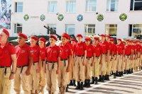 Юнармейцы из нашего района заняли призовые места в военно-спортивной игре «Победа»