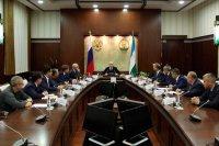 Рустэм Хамитов объявил о досрочном сложении своих полномочий