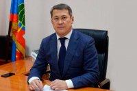 Временно исполняющим обязанности Главы Башкирии назначен Радий Хабиров