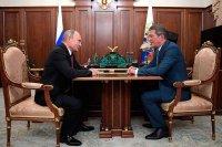 Радий Хабиров: «Главная задача - сделать жизнь жителей Башкирии лучше»