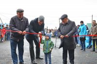 В мкр. Молодежный состоялось торжественное открытие парка «Сосновый бор»