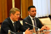 Указом Радия Хабирова изменена структура СМИ Башкортостана