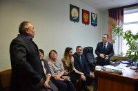 Депутат ГосДумы РФ Ф.Ганиев провел прием граждан в с.Караидель