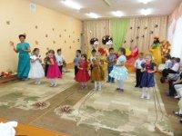 В детском саду №2 с.Караидель прошел праздник осени