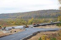 На вопрос читателя о том, как ездить по новой развязке у строящегося  моста, отвечает начальник ОГИБДД Р.Нурисламов