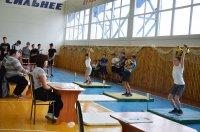 В с.Караидель прошел открытый турнир по гиревому спорту памяти Радика Миниахметова