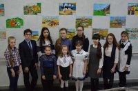 Подведены итоги I районного конкурса детского рисунка ко Дню работника сельского хозяйства