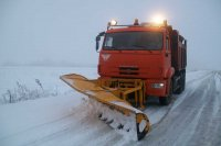 Обильные снегопады испытывают коммунальщиков на прочность