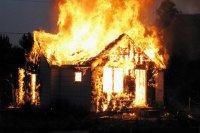 В пожаре в с.Бердяш погиб человек