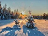 В Башкирии ожидаются морозы до минус 27 градусов