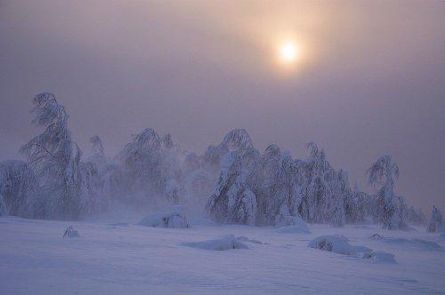 В Башкортостане похолодает до -25 градусов