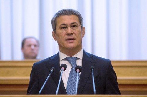 Радий Хабиров пойдет на выборы главы региона от «Единой России»