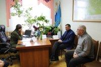 В с.Караидель прошел прием граждан по вопросам ветеринарии