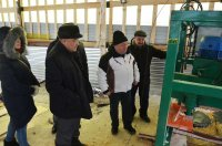 Руководство района побывало на предприятиях леспрома