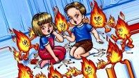 В Караярском детском саду прошла неделя пожарной безопасности