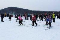 Кто победил в лыжном фестивале, прошедшем в Новом Бердяше