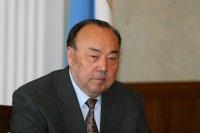 Сегодня 85-летний юбилей отмечает первый президент Башкирии Муртаза Рахимов