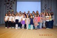 В с.Караидель конкурс одаренных детей завершился Гала-концертом