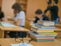 Девятиклассники района прошли собеседование по русскому языку, допускающее их к ГИА