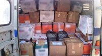 В Башкирии полицейские изъяли почти тонну нелегального алкоголя