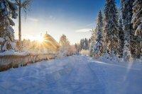 В Башкирию возвращаются 20-градусные морозы