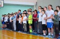 В ФОК «Олимпиец» прошел фестиваль «Готов к труду и обороне» по сдаче норм ГТО для спортивных семей
