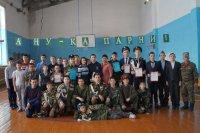 21 февраля в МОБУ Караярская СОШ прошла военно-спортивная игра «А ну-ка, парни!»