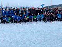 Караидельские хоккеисты заняли второе место в зональном турнире