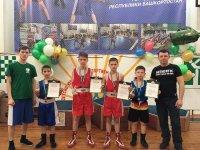 Караидельские боксеры успешно выступили на республиканских соревнованиях
