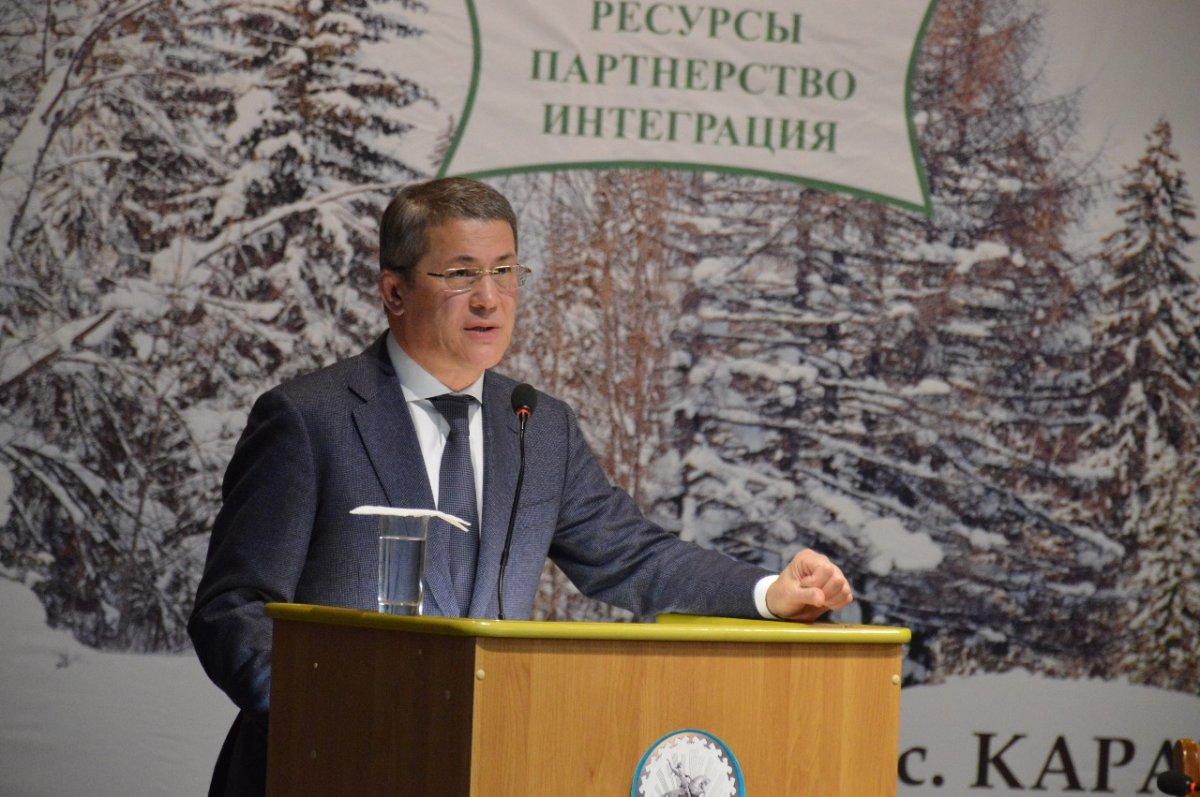 Радий Хабиров дал поручение построить школу в Новом Бердяше